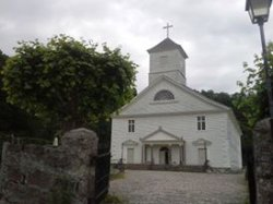 Mandal Kirke