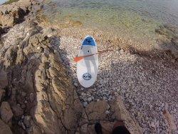 Happy Menorca c est aussi du Stand up Paddle