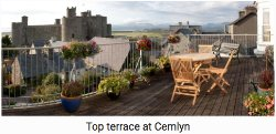 Cemlyn Tea Shop B&B