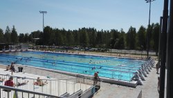 Leppavaara Swimming Pool