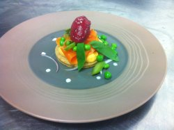 Le Chalet Restaurant Hotel Ax-Les-Thermes
