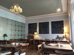 Dolly's Tea Room & Wine Bar