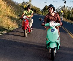 Lake Geneva Scooter Tours & Rentals