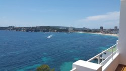 Great hotel, rooms with stunning sea view! Excellent value for money!