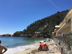 Varigotti Beach