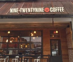 Nine-Twentynine Coffee Bar
