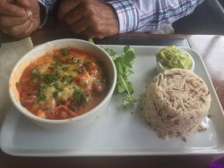 3bean Chilly mexican- was really nice