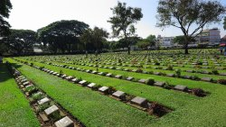 Cmentarz Wojenny Kanchanaburi