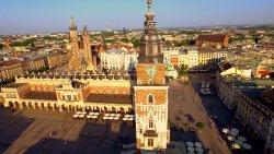 Krakow's Rynek Glowny Central Square