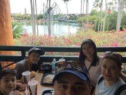nuestro almuerzo en The Burger Bigs