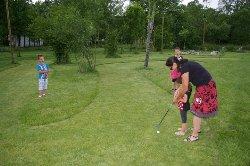 Mini Golf Geant