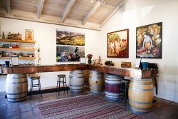 Parsonage Winery Tasting Room