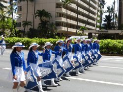 King Kamehameha Celebration Floral Parade