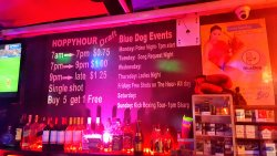 Blue Dog Bar and Restaurant