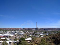 Mount Isa City Lookout