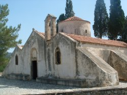 Panagias Keras Church