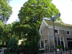 rijksmonument Houtmansplantsoen uit 1829