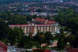 Een mooi hotel met grandeur.