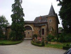 Chambres d'hotes Chateau de Villatte