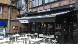 Pizza Express - Haslemere