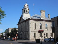 Perth Town Hall National Historic Site