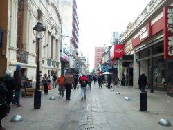 Peatonal Belgrano