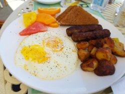 Great breakfast experience