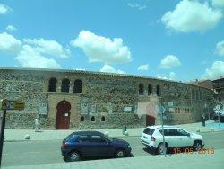 Plaza de Toros de Toledo.