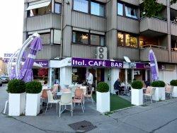 Eissalon Fronza Eis Cafe Lounge Bar