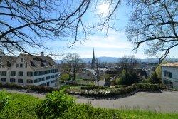 University of Zurich Irchel restaurant