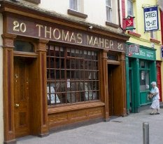 Tom Mahers Pub