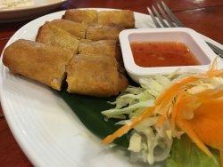 Riktigt bra och billig thaimat