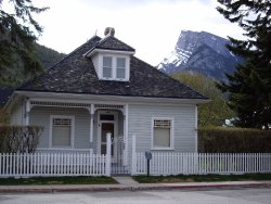 The Historic Luxton Home