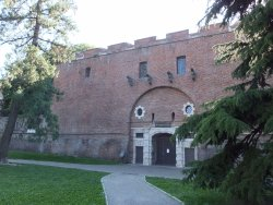 Mastio della Cittadella