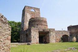 Huta Józef - Ruiny