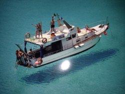 Barca Greta Simone Cardinale