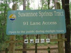 Suwannee Canoe Outpost