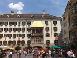 The Golden Roof (Goldenes Dachl)