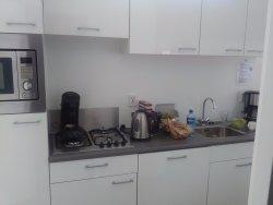 Kitchen - well ecquiped