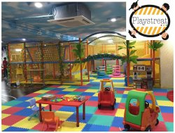 Playstreat - Kids Playhouse and Cafe