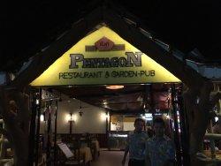 Pentagon Restaurant