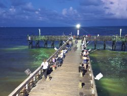 Galveston's 61st Street Fishing Pier