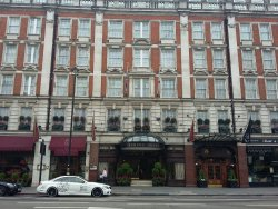My favourite London hotel by far...