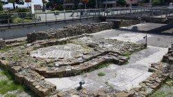 I Resti Archeologici Basilica della Corte