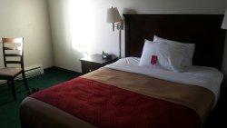 Fine Motel Along Oregon Coasy