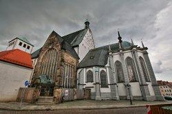 Die Kathedralkirche Mariä Himmelfahrt