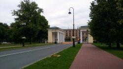 Smolny Institute Propylaeum