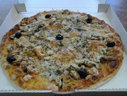All'pizz