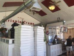 Mrs. Renison's Crispie Creme Donut Shop