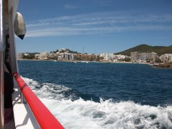 Santa Eulalia Ferry